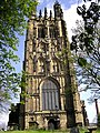 St Giles Parish Church, Wrexham - geograph.org.uk - 163423.jpg