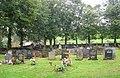 St John's Graveyard - Godly Lane, Rishworth - geograph.org.uk - 987959.jpg