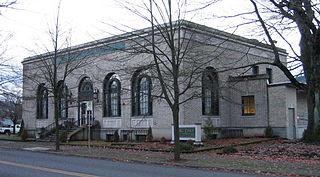 St. Johns Post Office (Portland, Oregon) Historic building in Portland, Oregon, U.S.