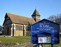 St Luke's Church, Stone Cross, East Sussex (Geograph Image 1147508 1f3c40f5).jpg