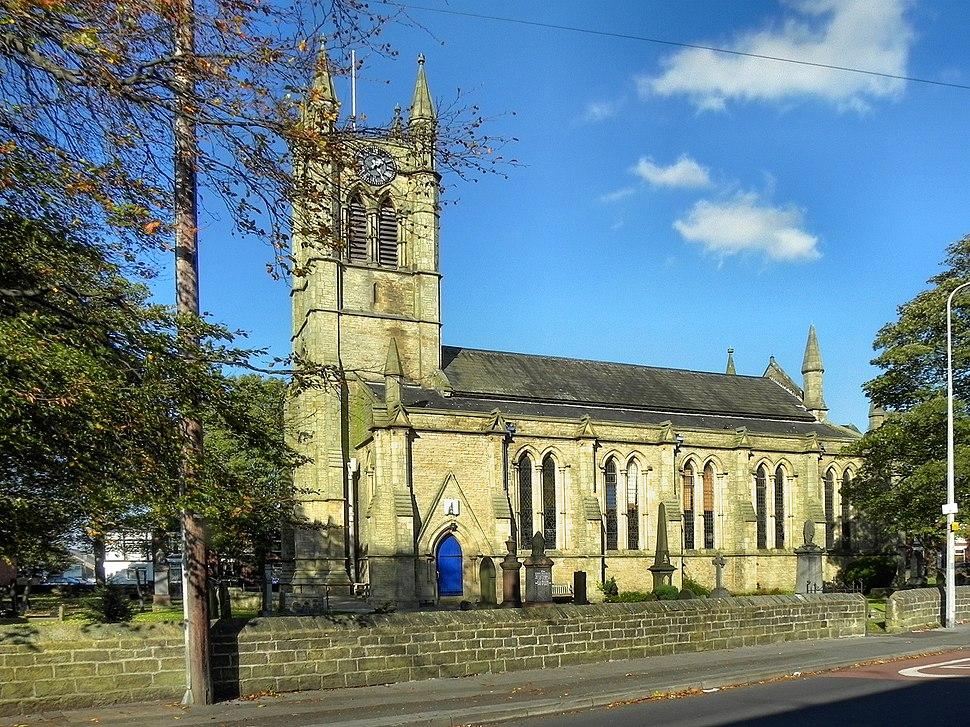 St Mark's Church, Bredbury