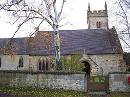 St Mary's Church Halford. - geograph.org.uk - 88723.jpg