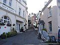 St Mawes - behind The Quay - geograph.org.uk - 1474700.jpg