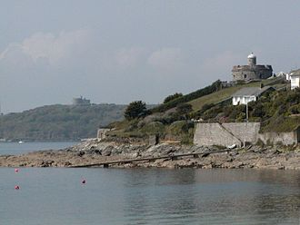 St Mawes - Image: St Mawes Castle Cornwall