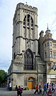 St Michaels Tower, Gloucester