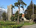 St Nicholas, Rodmersham, Kent - geograph.org.uk - 375176.jpg