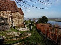 St Peters Church, Newnham - geograph.org.uk - 210626.jpg