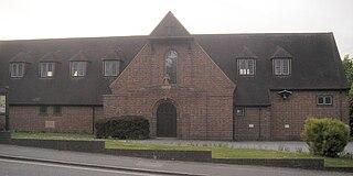 St Richards Church, Haywards Heath Church in West Sussex , United Kingdom