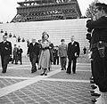 Staatsbezoek van koningin Juliana aan Frankrijk. Rondvaart Koninklijk paar. Bij , Bestanddeelnr 903-9821.jpg