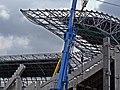 Stadion építés, 2013 szeptember, Ferencváros, Budapest, FTC - panoramio.jpg