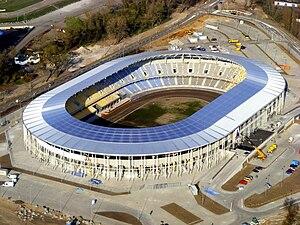 Stadion unibax