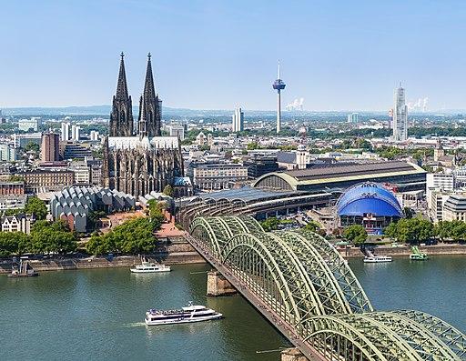 Stadtbild Köln (Zuschnitt)