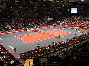 Wiener Stadthalle - Image: Stadthalle BA Tennis Trophy