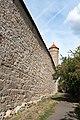 Stadtmauer am Faulturm Rothenburg ob der Tauber 20180922 003.jpg