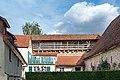Stadtmauer bei Spitalgasse 43 Rothenburg ob der Tauber 20180922 001.jpg