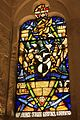 Stained glass to the Guild of Air Pilots and Air Navigators, Guildhall, London.JPG