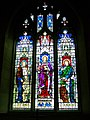 Stained glass window, All Saints Church - geograph.org.uk - 986002.jpg