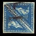 Stamp - pair of 1858 Cape of Good Hope 4 pence blue.jpg