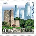 Stamps of Azerbaijan, 2015-1226.jpg