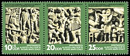 Stamps of Germany (DDR) 1974, MiNr Zusammendruck 1988-1990.jpg