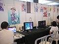 Stand Jeux Vidéos - Mang'Azur 2014 - P1830229.jpg