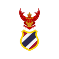 Standard of the Regent of Thailand.svg