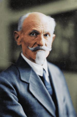 Stanisław Wojciechowski - Image: Stanisław Wojciechowski Colorized