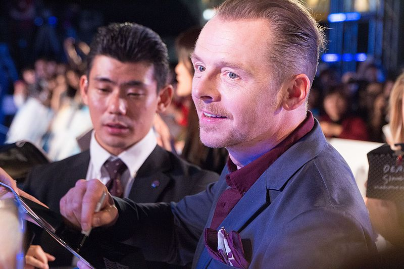 File:Star Trek Beyond Japan Premiere Red Carpet- Simon Pegg (32119767536).jpg