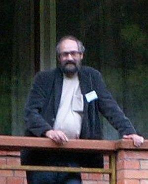 Sergei Starostin - Image: Starostin 2jun 2005