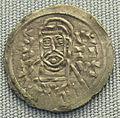 Stato della chiesa, denaro di anastasio III, 911-913.JPG