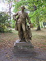 Statue Park Zamek Hluboka beentree.jpg