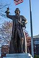 Statue of James Otis Jr in Barnstable.jpg