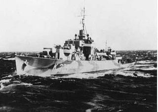 HMCS <i>St. Catharines</i> (K325)