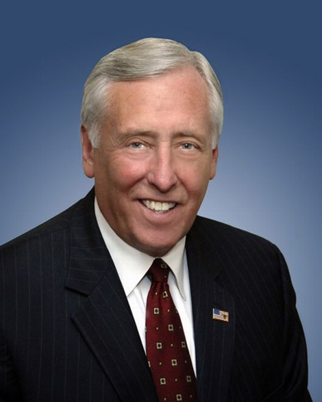 Steny Hoyer, official photo portrait, 2008