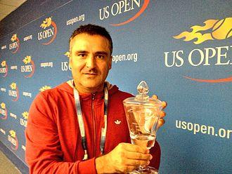 Stéphane Houdet - Houdet at the 2013 US Open, New York