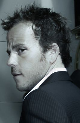 Stephen Dorff op het Toronto International Film Festival 2008