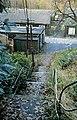 Steps at the former Peel Hospital near Galashiels - geograph.org.uk - 1560364.jpg