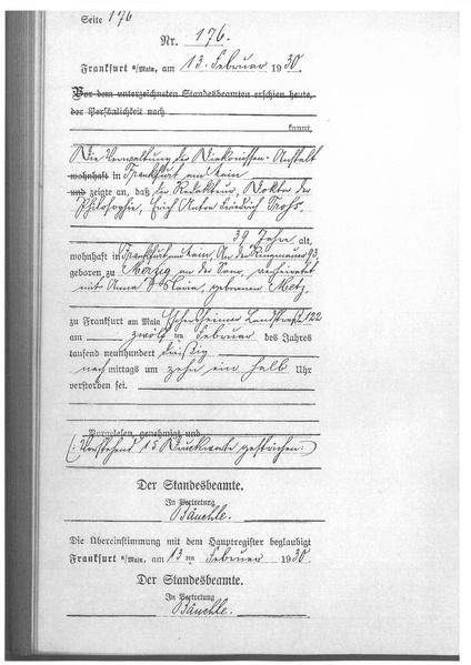 File:Sterbebucheintrag Erich Tross.pdf