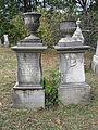 Stewart (Samuel and Mary), Bethany Cemetery, 2015-10-09, 01.jpg
