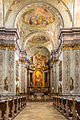Stiftskirche Herzogenburg Hochaltar 03.JPG