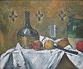 Still Life- Flask, Glass and Jug by Paul Cézanne, c. 1877.JPG