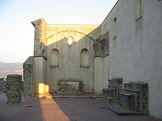 Stio - Image: Stio (Ancient St. Peter and Paul Church)