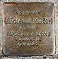 Stolperstein Templiner Str 17 (Prenz) Bernhard Merkin.jpg