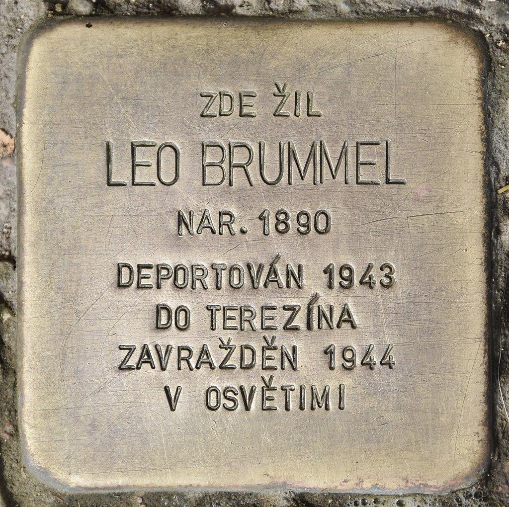 Stolperstein für Leo Brummel.jpg