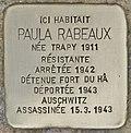 Stolperstein für Paula Rabeaux (Begles).jpg