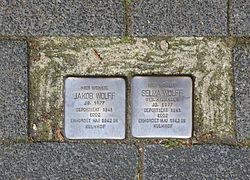 Stolpersteine Köln, Verlegestelle Im Weichserhof 8 (2).jpg