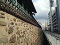 Stone wall of Dejima.JPG