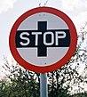 Stop sign in Zimbabwe.jpg