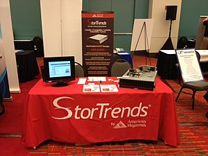 StorTrends - StorTrends 3500i at VMUG Conference