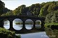 Stourhead The Palladian Bridge and the Pantheon (5089903243).jpg
